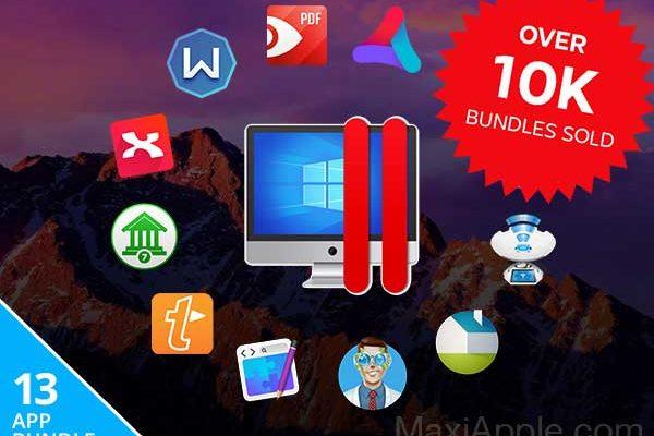parallels desktop mac bundle macos stacksocial 2020 01 600x400 - Parallels Desktop 15 + 12 Logiciels Pros pour Mac à 55 € (promo)