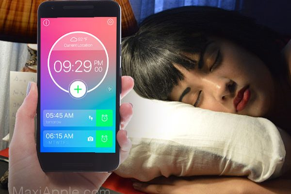 step out alarm clock iphone ipad ios 01 600x400 - Step Out iPhone - Reveil Intelligent avec Alarme (gratuit)