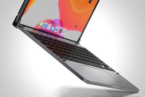 brydge pro plus ipad clavier trackpad 1 600x400 - Brydge Pro+, 1er Clavier avec Trackpad pour iPad (video)