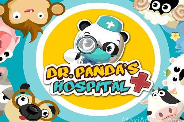 dr pandas hospital jeu iphone ipad 01 600x400 - Dr Panda Hospital iPhone iPad - Jouez les Vétérinaires