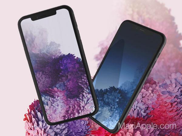 Fonds D Ecran Officiels Galaxy S20 Pour Iphone Gratuit Maxiapple Com