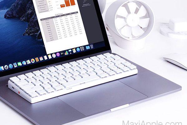 nuphy nutype clavier mecanique bluetooth macbook ipad 01 600x400 - NuType, Ajoutez un Clavier Mécanique sur le MacBook (video)