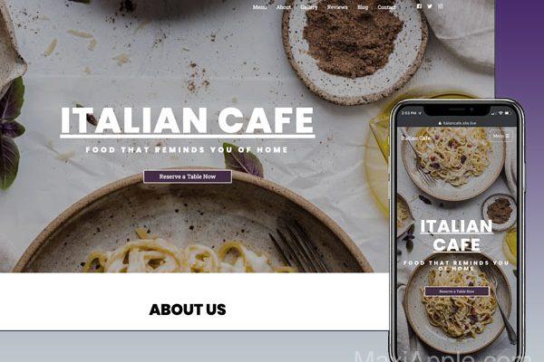 eia ai web designer iphone ipad gratuit 01 600x400 - Leia iPhone iPad - Créez Sites et Boutiques en Ligne (gratuit)