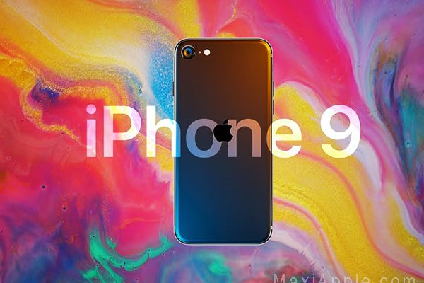 iphone 9 concept mauro battino 01 600x400 - Le Prochain iPhone 9 se Découvre en Concept (video)