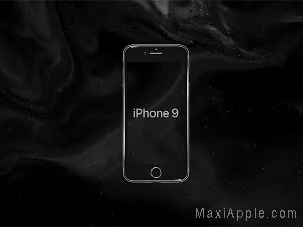 iphone 9 concept mauro battino 02 - Le Prochain iPhone 9 se Découvre en Concept (video)