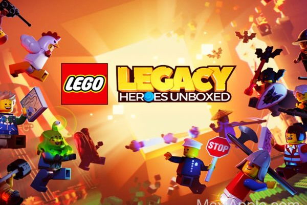 jeu lego legacy heroes unboxed iphone ipad 01 600x400 - Lego Legacy iPhone iPad - Jeu de Role pour les Héros (gratuit)