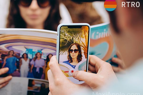 moment rtro camera app iphone ipad 01 600x400 - RTRO iPhone - Réalisez des Videos au Style Rétro (gratuit)