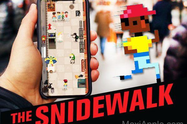 the snidewalk jeu internet smartphones mac pc gratuit 01 600x400 - Oubliez le Jeu Flappy Bird, The Snidewalk est en Ligne (gratuit)