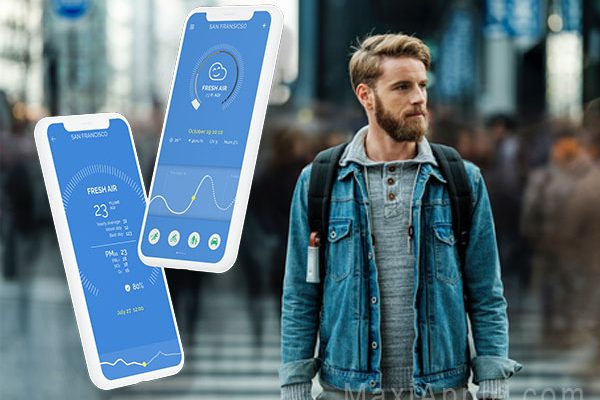 airvisual plume air sht smoke iphone ipad 01 600x400 - 3 Apps iPhone pour Verifier la Qualité de l'Air (gratuit)