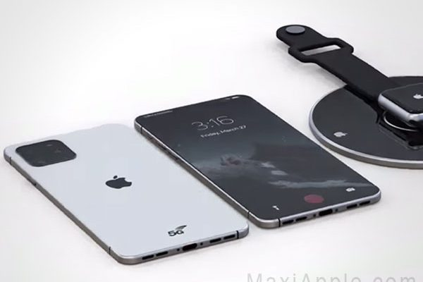 concept iphone 12 5g 5 capteurs photo video dbsdesign 05 600x400 - iPhone 12 avec 5 Capteurs et la 5G en Concept (video)