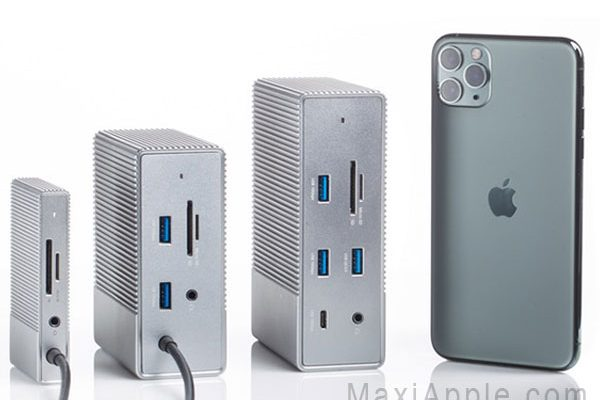 hub hyperdrive gen2 usb c macbook ipad pro 01 600x400 - HyperDrive GEN2, HUB USB-C 2x Plus Rapide (video)