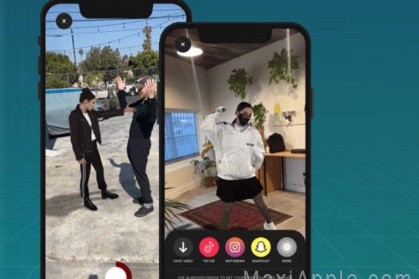 jadu perform with holograms iphone ipad 01 600x400 - Jadu iPhone - Chanter avec votre Artiste Préféré en RA (gratuit)
