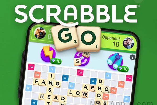 jeu scrabble go 01 600x400 - Scrabble GO iPhone iPad - Le Jeu de Mots en Multijoueurs (gratuit)