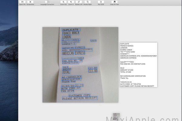owlocr pdf image to text mac macos 01 600x400 - OwlOCR Mac Convertit vos Photos et PDF en Texte (gratuit)