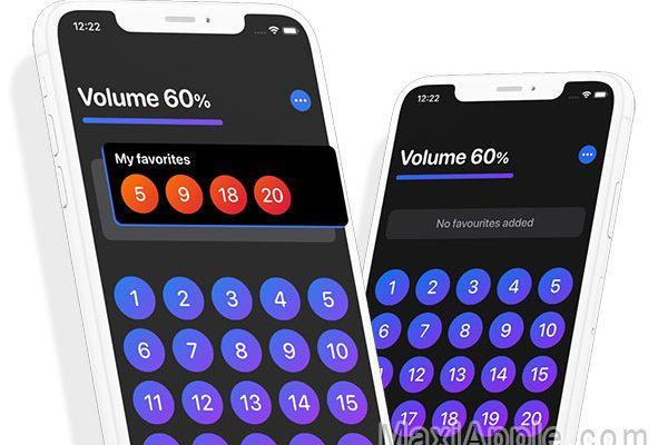 volume control pro iphone 1 600x400 - Volume Control Pro iPhone - Maîtriser le Son au Décibel Près (gratuit)