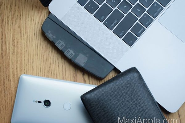 hybriddrive hub ssd d macbook ipad iphone 01 600x400 - HybridDrive, HUB avec SSD 2 To pour MacBook et iPad Pro (video)