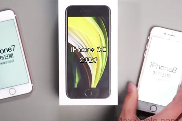 iphone se 2020 iphone 8 demontage video 1 600x400 - Demontage et Comparatif de l'iPhone SE 2020 (video)