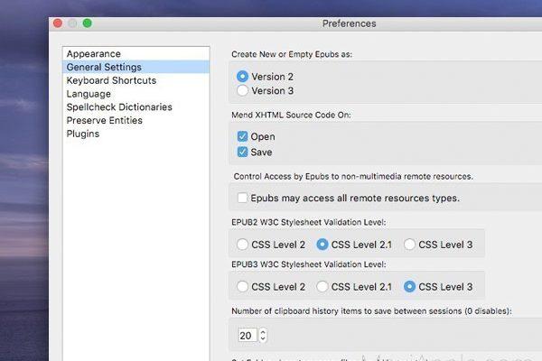 sigil macos mac 02 600x400 - Sigil Mac - Créer et Editer vos eBooks en EPUB (gratuit)