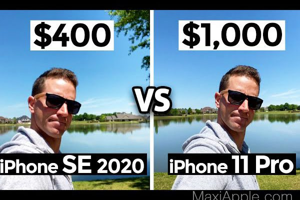 comparatif iphone se 2020 11 pro apn photographie 1 600x400 - iPhone SE 2020 vs 11 Pro - Comparatif Photo (video)