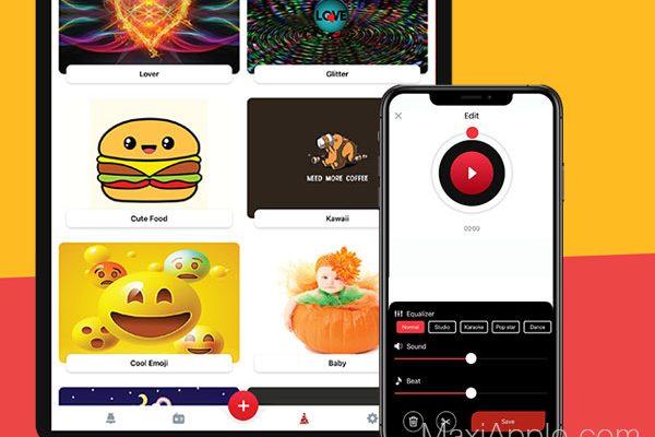 best rington maker app ios iphone ipad 1 600x400 - Best Ringtones Maker iPhone - Générateur de Sonneries (gratuit)