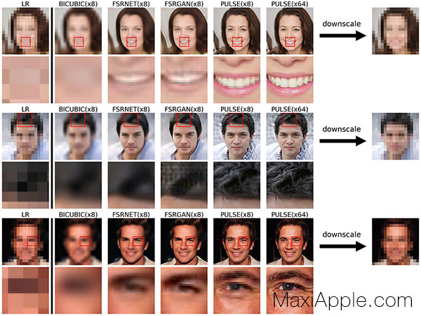 Face Depixelizer Depixelise Les Photos Basse Resolution Gratuit Maxiapple Com