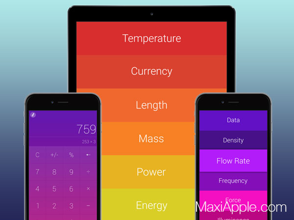 Convoto Iphone Ipad Convertisseur D Unites Et Devises Gratuit Maxiapple Com