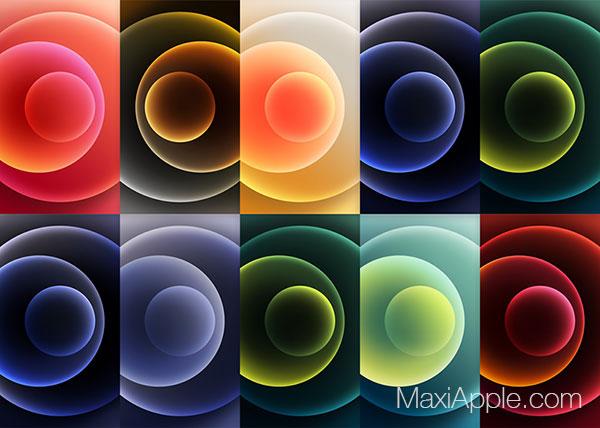 10 Fonds D Ecran Iphone 12 Et 12 Pro Max A Telecharger Gratuit Maxiapple Com
